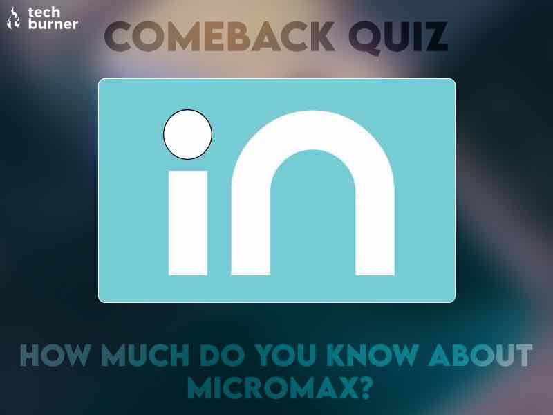 Micromax Quiz