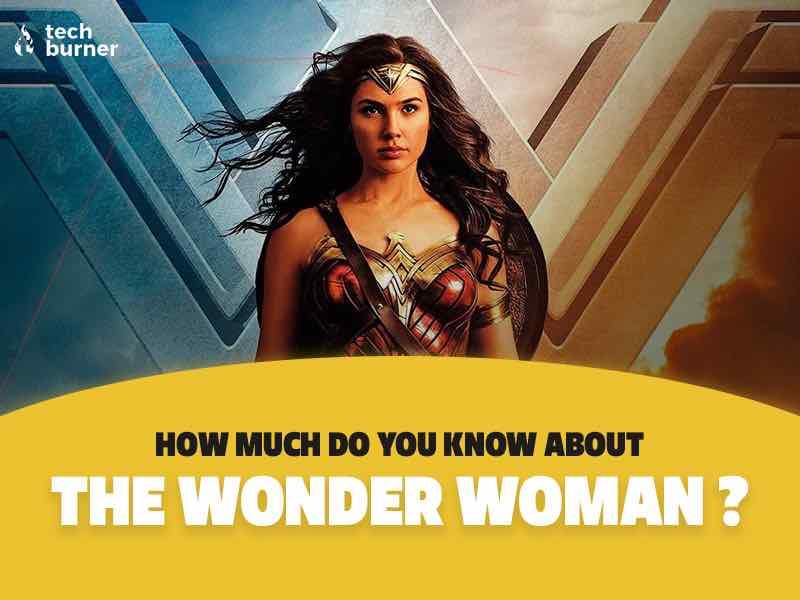 Wonder Woman 1984 quiz