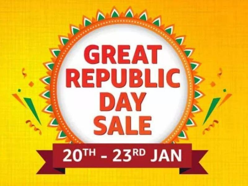 Amazon Great Republic Day Sale, amazon great republic day sale 2021, amazon great republic day sale date