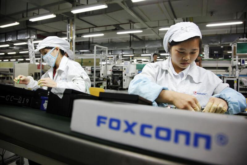 foxconn Vietnam, Foxconn Vietnam factory, Foxconn investment in Vietnam