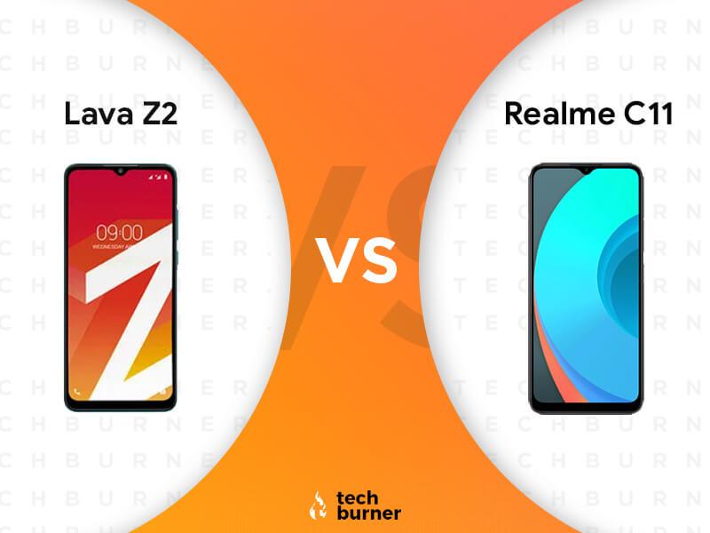Lava Z2 vs Realme C11, Lava Z2 vs Realme C11 specs, Lava Z2 vs Realme C11 features, Lava Z2 vs Realme C11 price in India, Lava Z2 vs Realme C11 launched