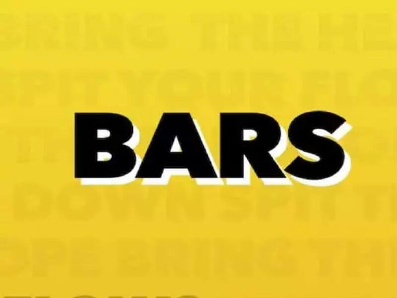 Bars, Rapping application Bars, Facebook Bars