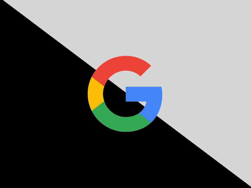 google dark theme, dark theme on google, google beta testing, new google features, latest google update