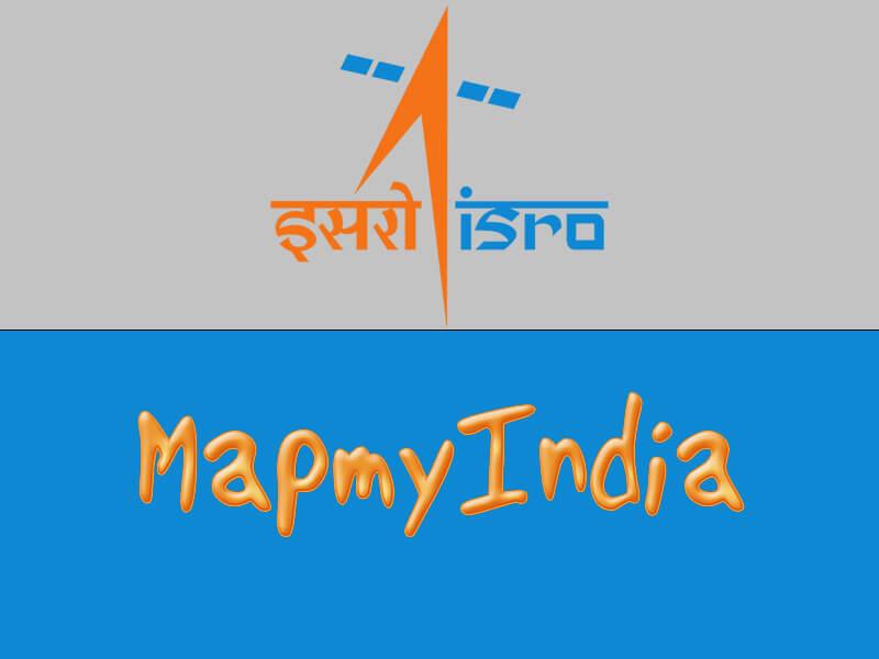 mapmyindia and isro, mapmyindia, isro, map my india, isro and map my india partnership, isro and mapmyindia partnership