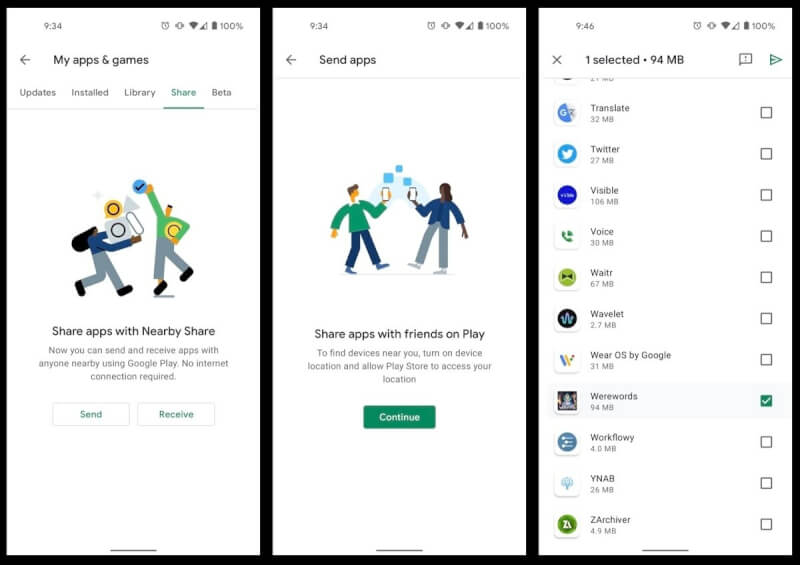 Google new feature, Google Nearby Share feature, Nearby share feature, Nearby Share feature Google