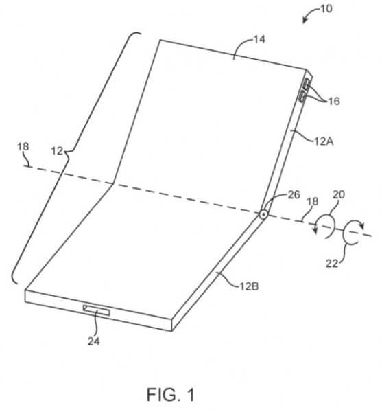 apple foldable phones, apple foldable devices leaks, apple iphone rumors, apple foldable iphone renders