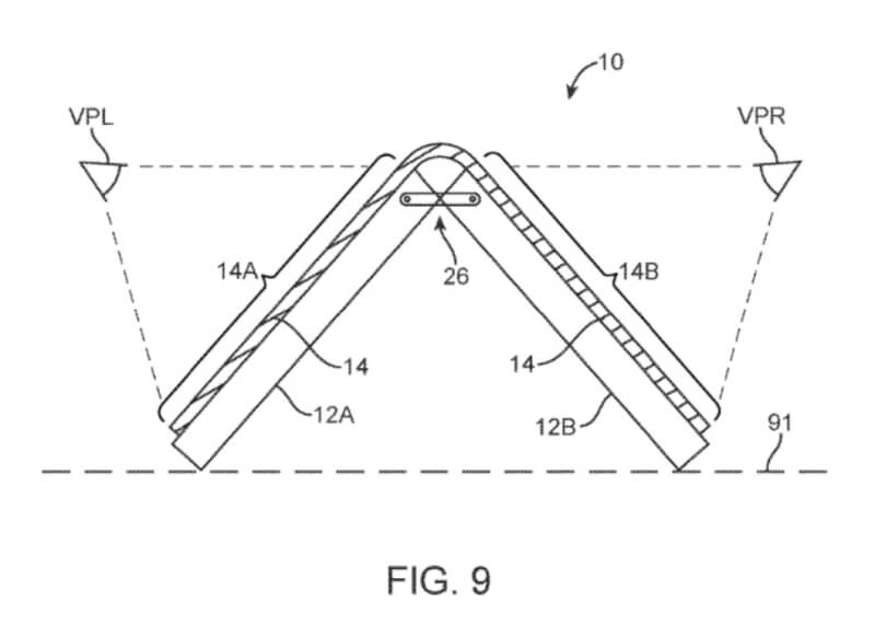apple foldable phones, apple foldable devices leaks, apple iphone rumors, apple foldable iphone renders
