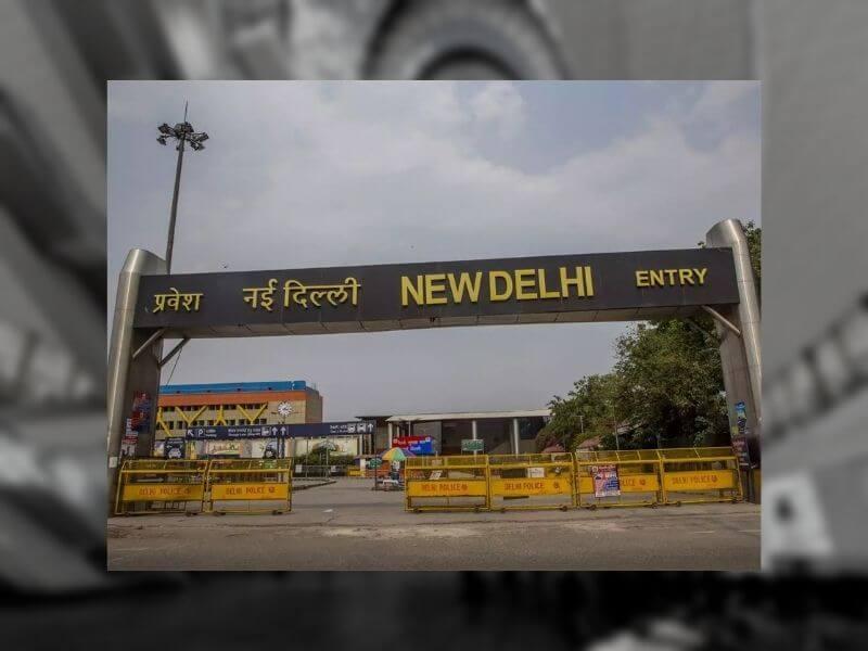 new delhi railway station, railway station, new delhi railway staion development, station development, new railway station