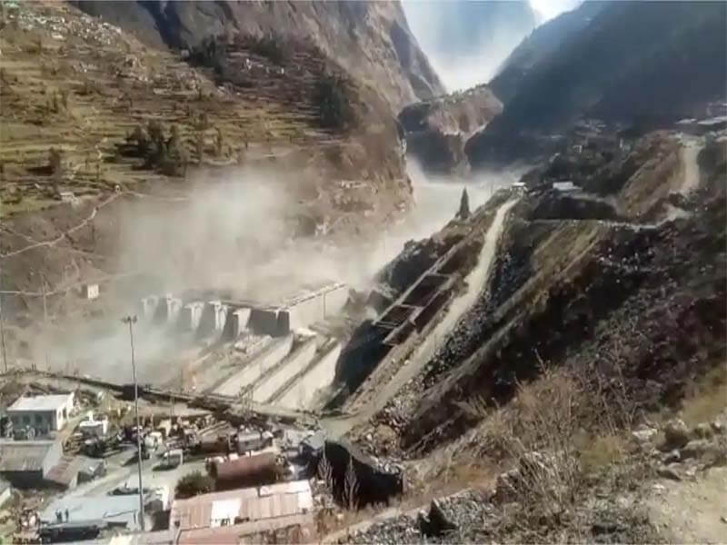 glacier burst, uttarakhand, uttarakhand glacier burst, uttarakhand emergency, uttarakhand flood