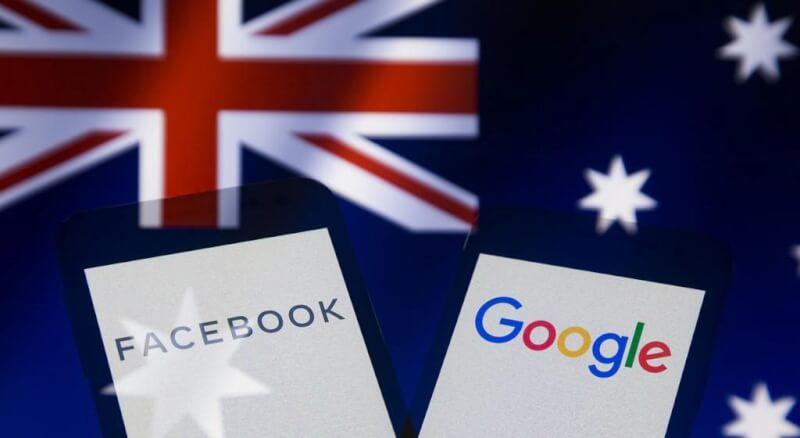 google ban, google ban in australia, australia new code, google australia, facebook