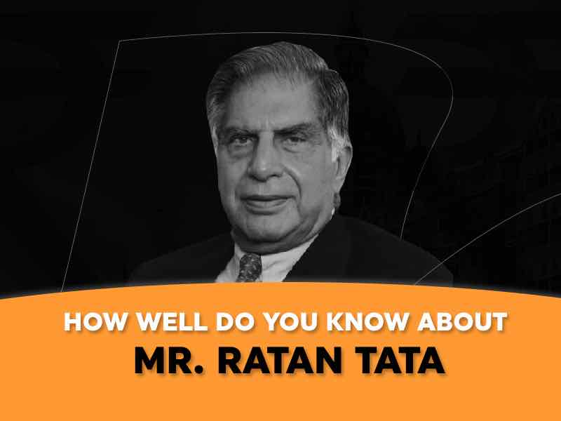 Ratan Tata Quiz