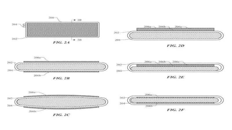 apple device, apple battery, apple new patent, apple new battery patent, apple iphone