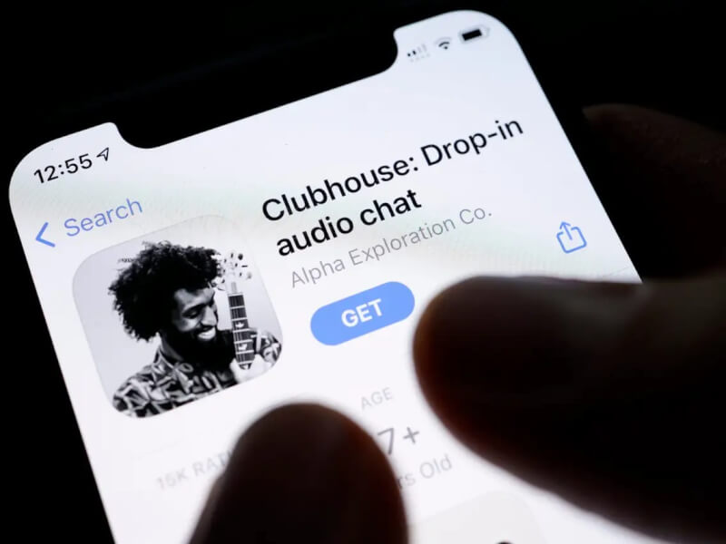 Clubhouse, Clubhouse Android Appl, Clubhouse trojan android application