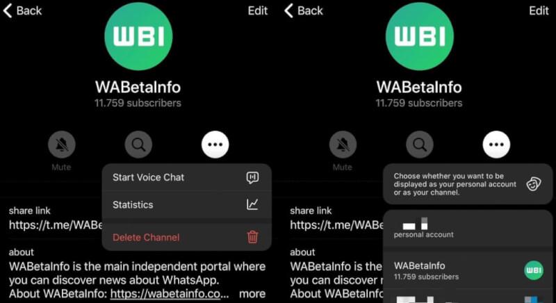 Telegram New Update, Telegram new feature, Telegram Clubhouse features