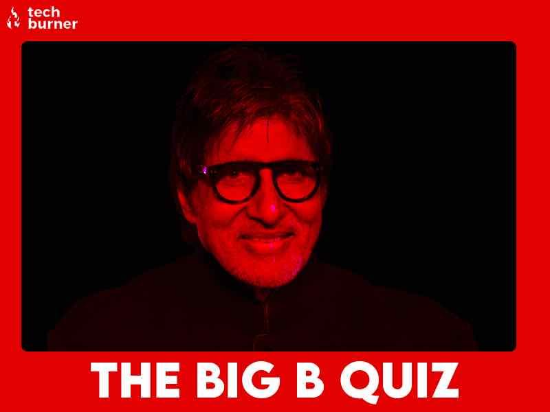 Big B Quiz