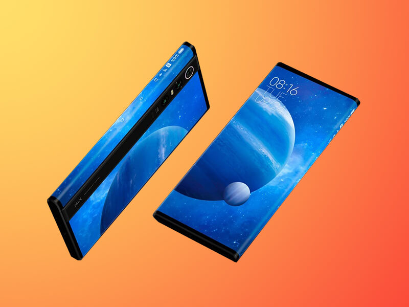 xiaomi new mix alpha, mi mix liquid lens, new xiaomi device, xiaomi mi mix device, mi mix features