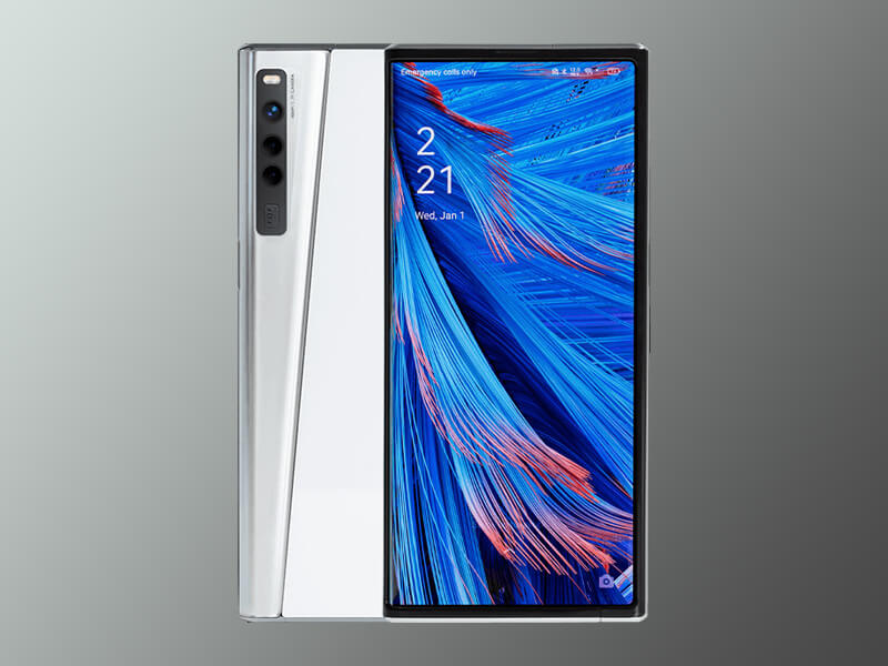 oppo new device, oppo foldable device, oppo x 2021, oppo new foldable phone, samsung galaxy fold z 3