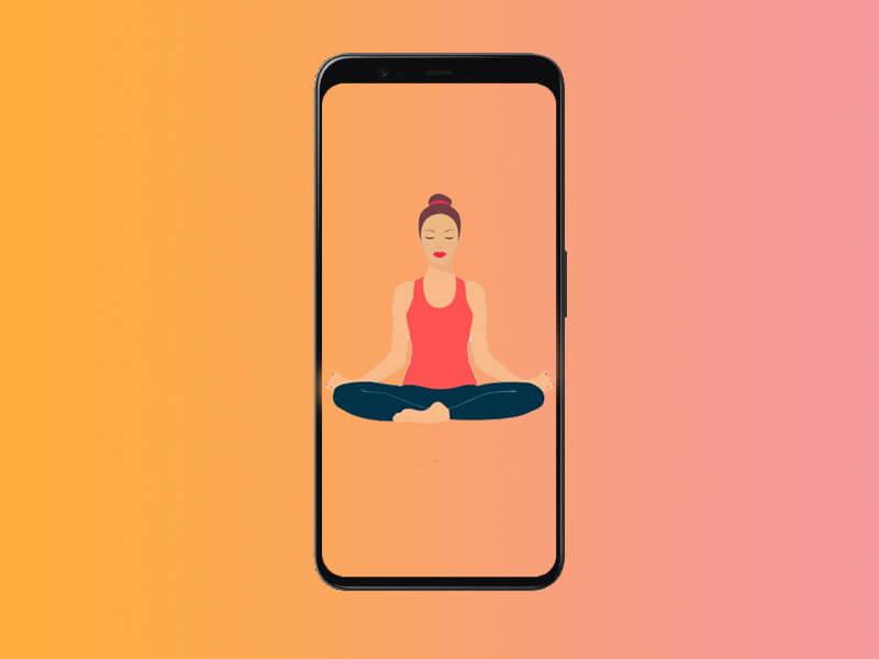 yoga, yoga app, yoga instructor, yoga ar app, ar yoga instructor app