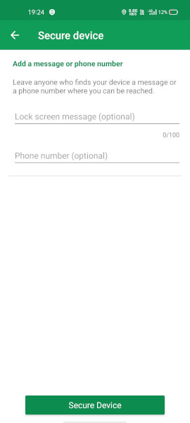 google find my device with imei number