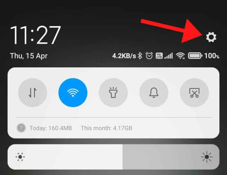 how to turn off 5g on android