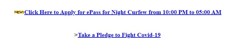 how to get an e pass to travel during curfew in delhi, night curfew, covid-19, delhi night curfew, night curfew e pass