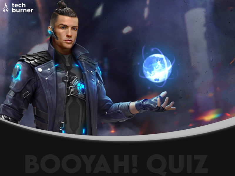free fire quiz, booyah quiz, free fire, techburner quiz, tb quizzes