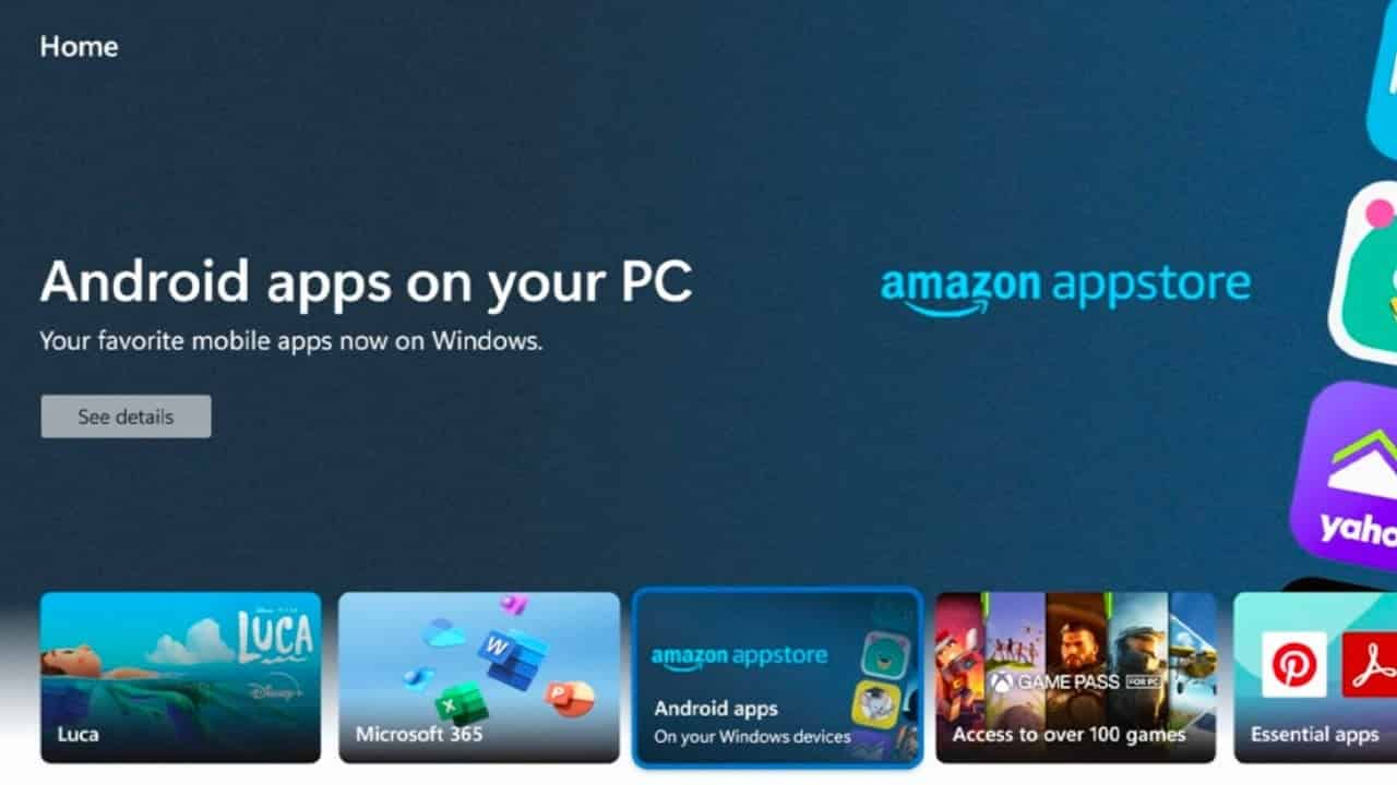 how to use android apps on windows 11, android apps on windows 11, android apps on windows pc, how to use android apps on pc, android apps on pc