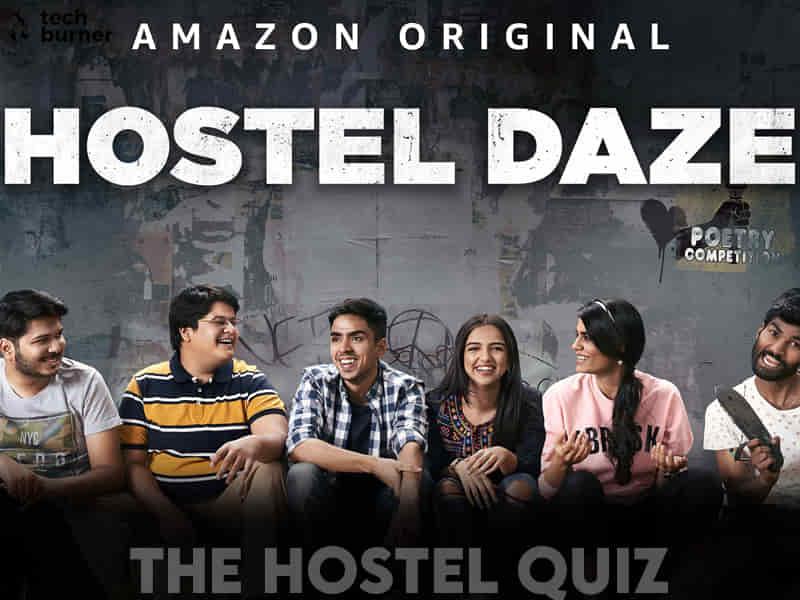 hostel daze quiz, tb quiz, techburner quiz, quiz