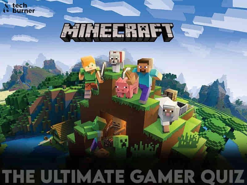 minecraft quiz, minecraft, tb quiz, techburner quiz, quiz,