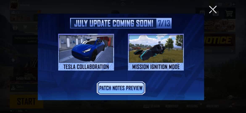 top 5 upcoming bgmi features, bgmi new update, bgmi new features, bgmi new mode, upcoming features in bgmi, bgmi july update, bgmi update, bgmi