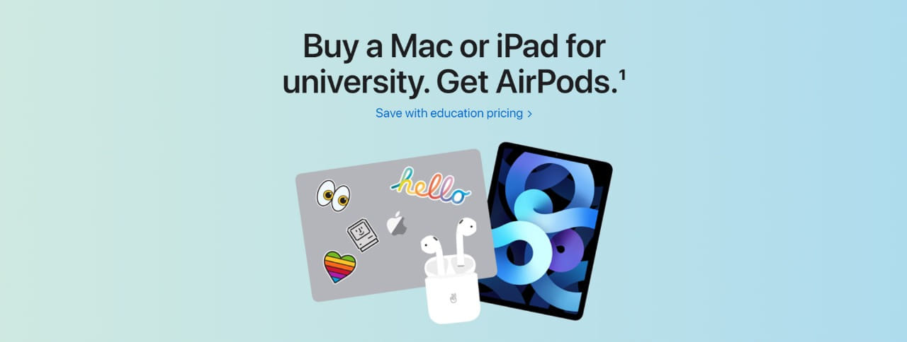 how to get free airpods with mac, how to get free airpods with macbook, get free airpods, airpods, get airpods for free, free airpods with mac