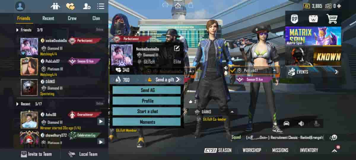 how to gift items in bgmi using uc, gift items in bgmi, bgmi, download bgmi, bgmi ios, bgmi in ios, how to gift rp in bgmi, how to increase synergy in bgmi