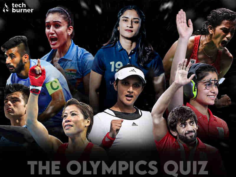 olympics quiz, techburner quiz, tb quiz, quiz, tokyo olympics