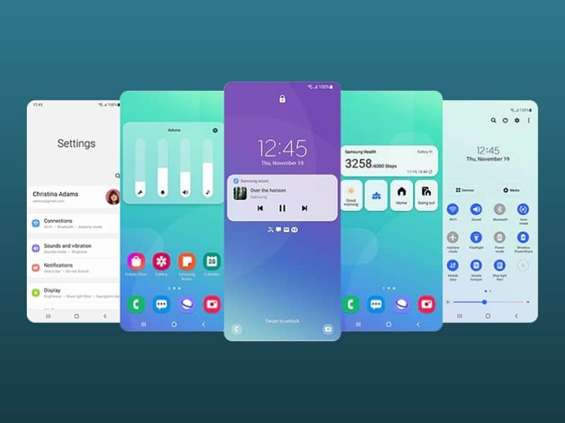 one ui 4 beta update, one ui 4 update, one ui beta update features and release date, one ui, one ui 4, samsung one ui 4, release date of one ui 4, one ui 4 features