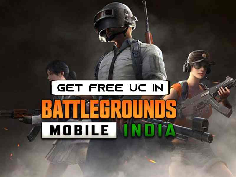 Free UC in BGMI, how to get Free UC in BGMI, get free uc in bgmi,