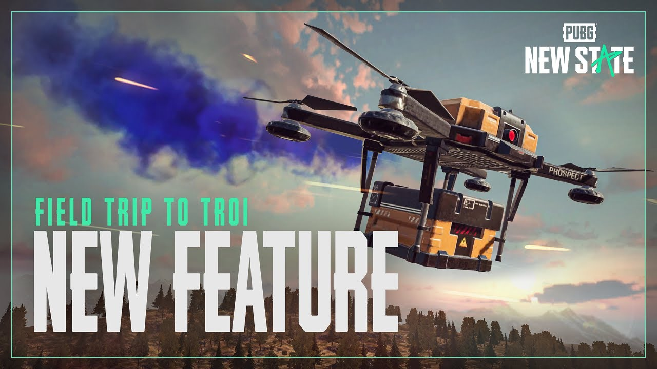 PUBG New State features, upcoming 5 pubg new state features, top 5 pubg new state features, 5 pubg new state features, pubg new state,