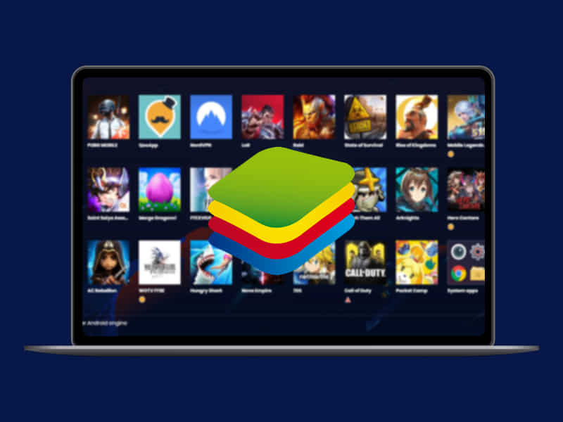play android games in browser with BlueStacks X free