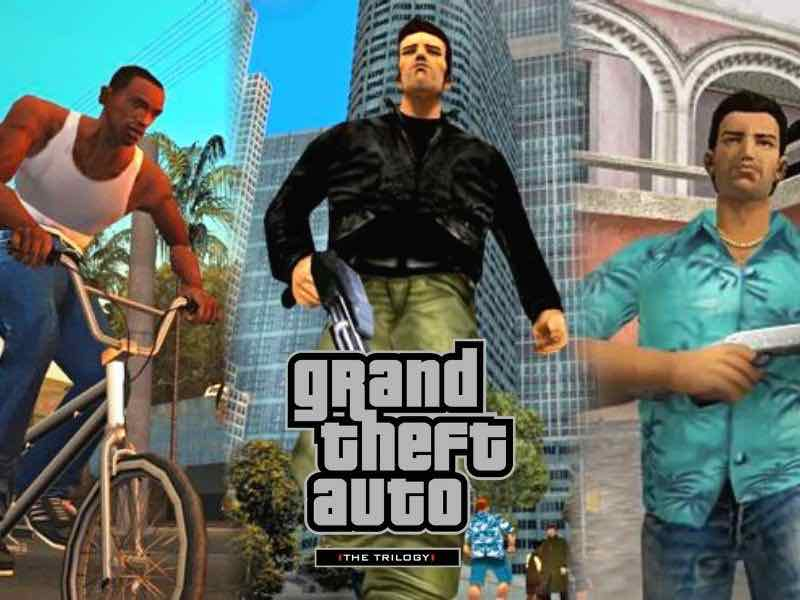 how to install gta trilogy, how to download gta trilogy, Grand Theft Auto Trilogy The Definitive Edition