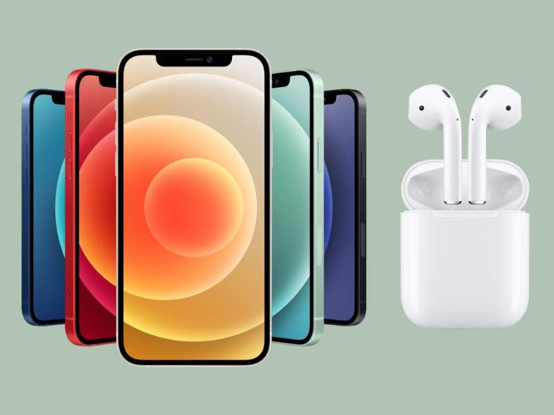 free airpods, airpods with iphone 12, get free airpods with iphone 12, iphone 12 offers, get AirPods on buying iPhone 12 and 12 mini