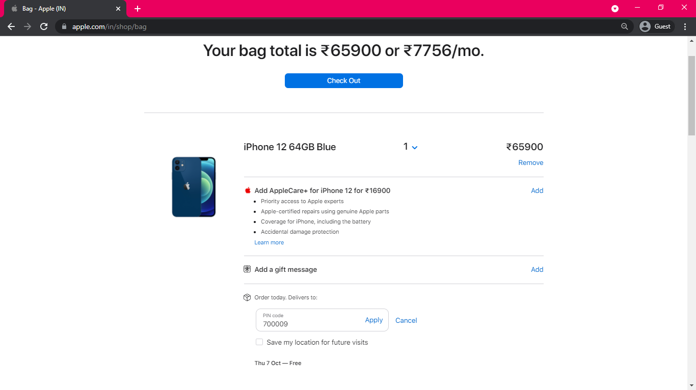 get AirPods on buying iPhone 12, iPhone offers