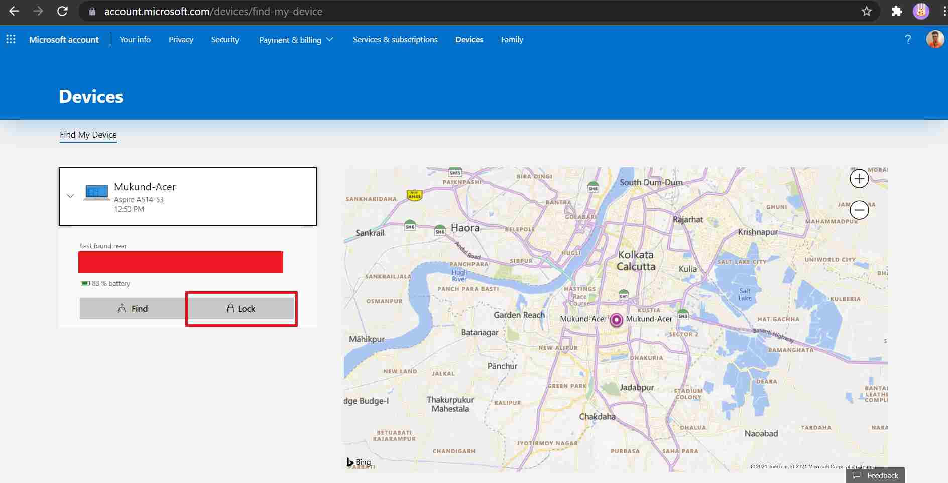 How To Locate And Lock Your Lost Windows Laptop, Lock Your Lost Windows Laptop, Locate Your Lost Windows Laptop, Locate And Lock Your Lost Windows Laptop, how to find my laptop, find my laptop